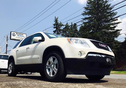 2009 GMC Acadia for sale in Blakely PA