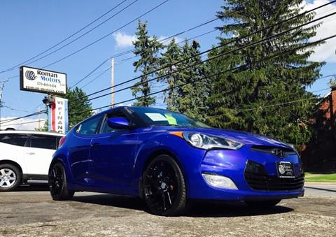 2012 Hyundai Veloster for sale in Blakely, PA