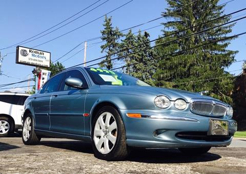 2004 Jaguar X-Type for sale in Blakely, PA