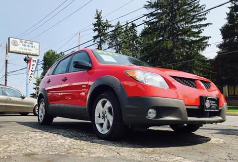 2003 Pontiac Vibe for sale in Blakely, PA