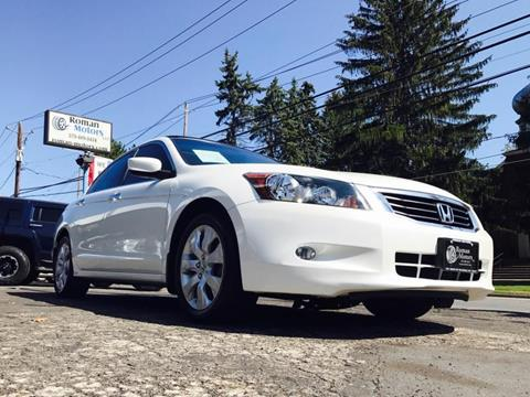 2009 Honda Accord for sale in Blakely, PA