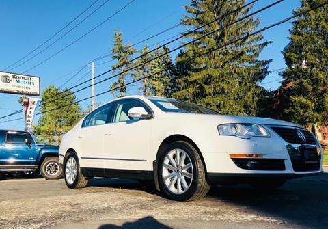 2010 Volkswagen Passat for sale in Blakely, PA