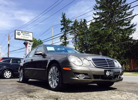 2008 Mercedes-Benz E-Class for sale in Blakely, PA
