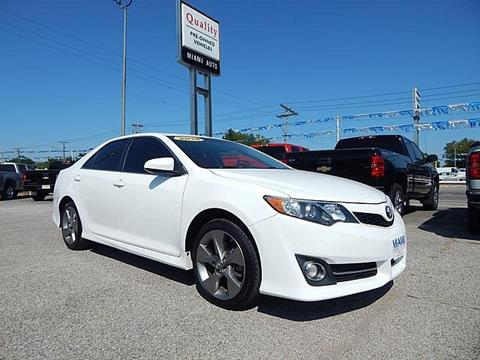 2014 Toyota Camry for sale in Miami, OK
