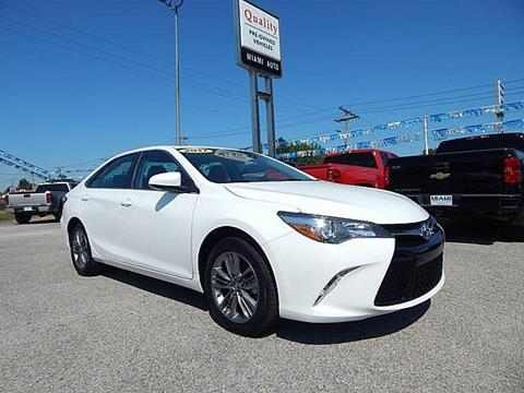 2017 Toyota Camry for sale in Miami, OK