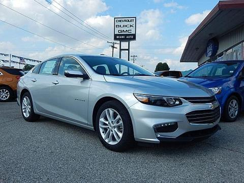 2018 Chevrolet Malibu for sale in Miami, OK