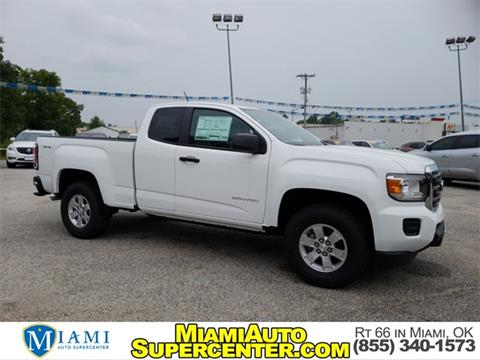 2018 GMC Canyon for sale in Miami, OK