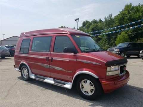1997 GMC Safari for sale in Miami, OK