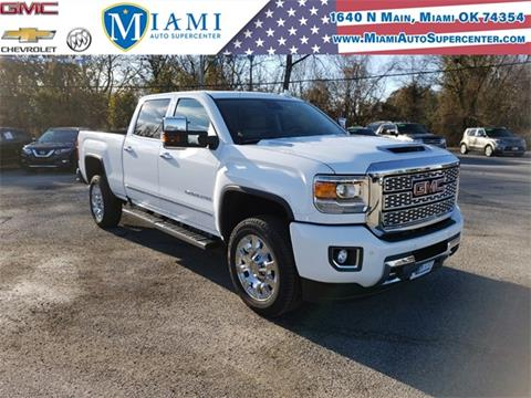2019 GMC Sierra 2500HD for sale in Miami, OK