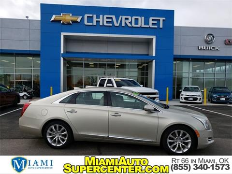 2016 Cadillac XTS for sale in Miami, OK
