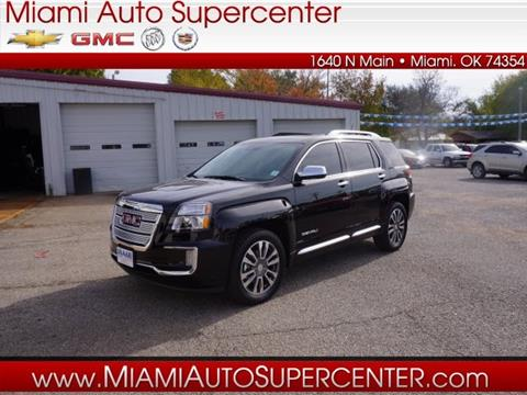 2017 GMC Terrain for sale in Miami, OK