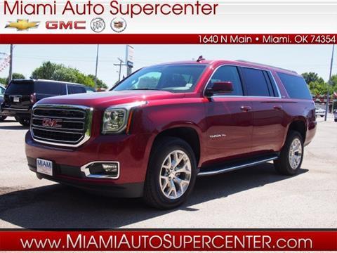 2016 GMC Yukon XL for sale in Miami, OK