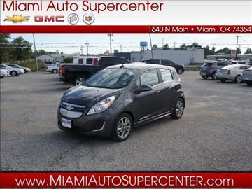 2014 Chevrolet Spark EV for sale in Miami, OK