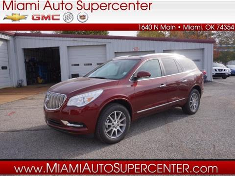 2017 Buick Enclave for sale in Miami, OK