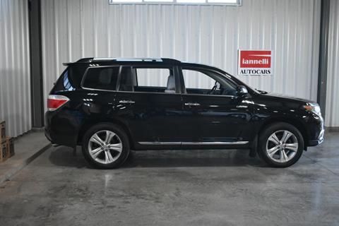 2011 Toyota Highlander for sale in North Ridgeville, OH