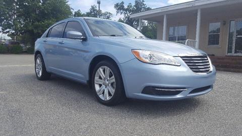 2012 Chrysler 200 for sale in Valdosta GA