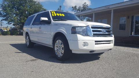 2011 Ford Expedition EL for sale in Valdosta GA