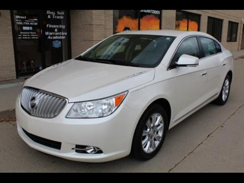 2012 Buick LaCrosse for sale in Shelby Township, MI