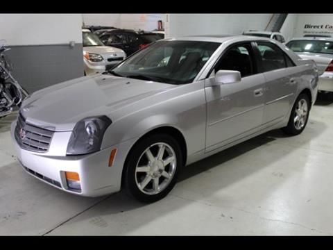 2005 Cadillac CTS for sale in Shelby Township MI