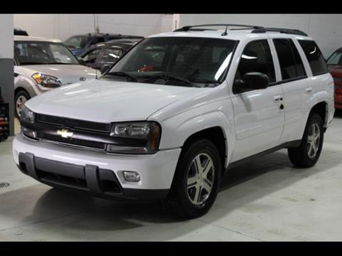 2005 Chevrolet TrailBlazer for sale in Shelby Township MI