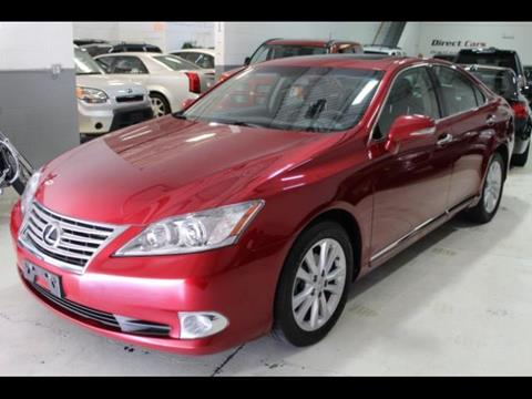 2011 Lexus ES 350 for sale in Shelby Township MI