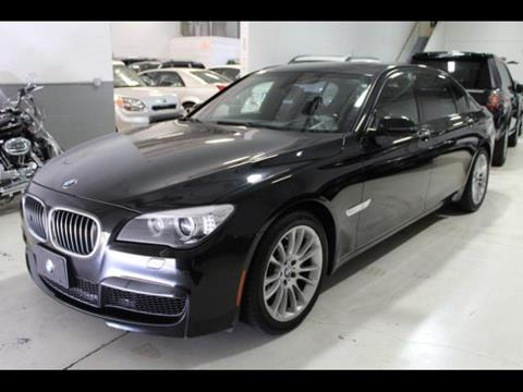 2014 BMW 7 Series for sale in Shelby Township, MI