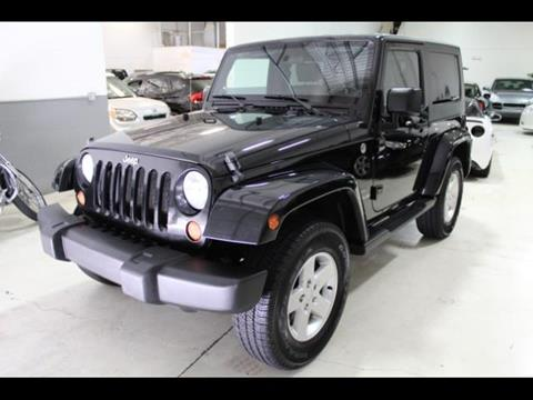 2009 Jeep Wrangler for sale in Shelby Township MI