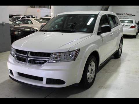 2012 Dodge Journey for sale in Shelby Township MI