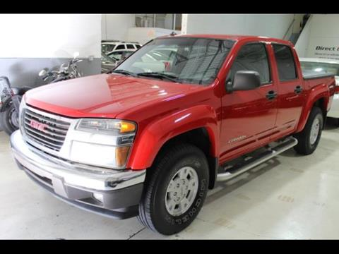 2005 GMC Canyon for sale in Shelby Township MI