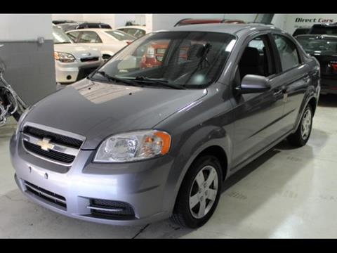 2010 Chevrolet Aveo for sale in Shelby Township MI