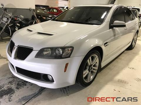 2008 Pontiac G8 for sale in Shelby Township, MI