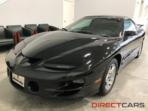 1998 Pontiac Firebird for sale in Shelby Township, MI