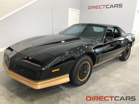1982 Pontiac Firebird for sale in Shelby Township, MI