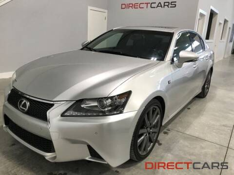 2014 Lexus GS 350 for sale at Direct Cars in Shelby Township MI