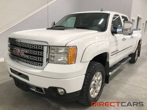 2011 GMC Sierra 2500HD Denali for sale at Direct Cars in Shelby Township MI