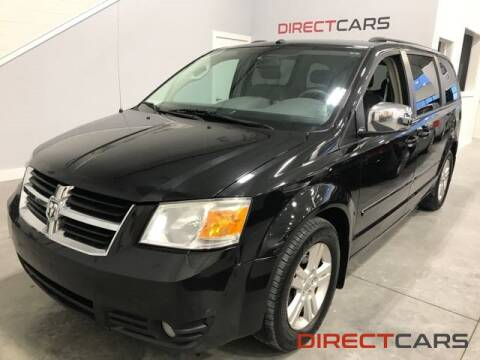 2008 Dodge Grand Caravan SXT for sale at Direct Cars in Shelby Township MI