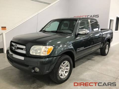 2006 Toyota Tundra SR5 for sale at Direct Cars in Shelby Township MI