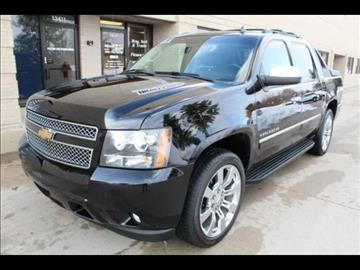2011 Chevrolet Avalanche for sale in Shelby Township, MI