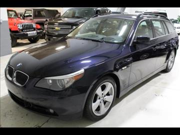2007 BMW 5 Series for sale in Shelby Township, MI