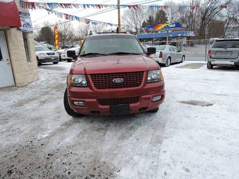 2004 Ford Expedition for sale in Akron, OH