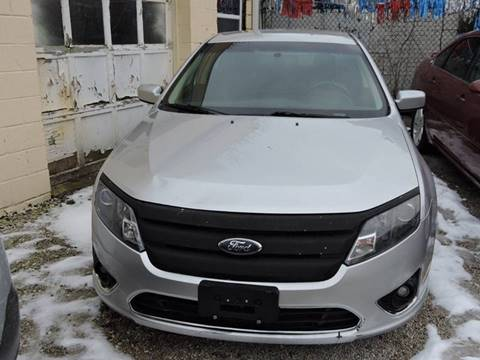 2010 Ford Fusion for sale in Akron, OH