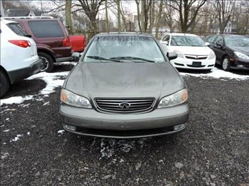 2002 Infiniti I35 for sale in Akron, OH