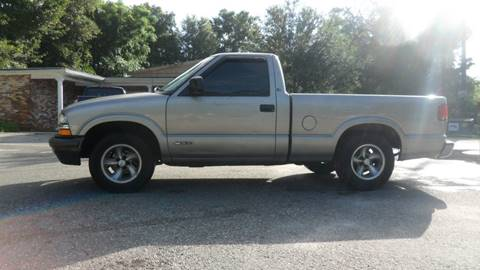 2000 Chevrolet S-10 for sale in Gainesville, FL