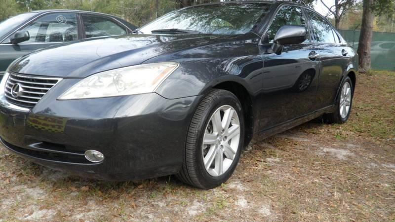 2007 Lexus ES 350 In Gainesville FL - PERFECTION AUTO SALES INC