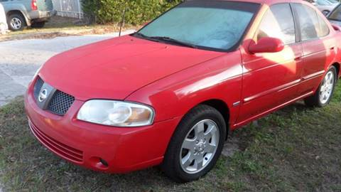 2006 Nissan Sentra for sale in Gainesville, FL