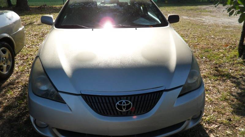 2005 Toyota Camry Solara For Sale At PERFECTION AUTO SALES INC In  Gainesville FL