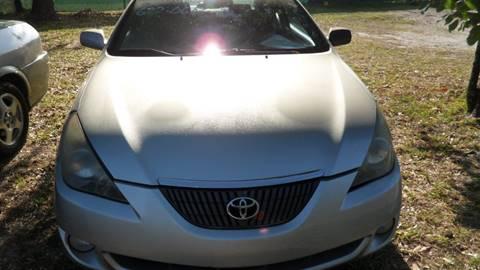 2005 Toyota Camry Solara for sale in Gainesville, FL