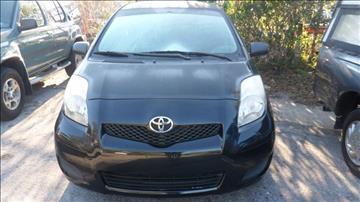 2009 Toyota Yaris for sale in Gainesville, FL