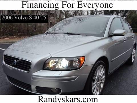 2006 Volvo S40 for sale in Marietta, GA