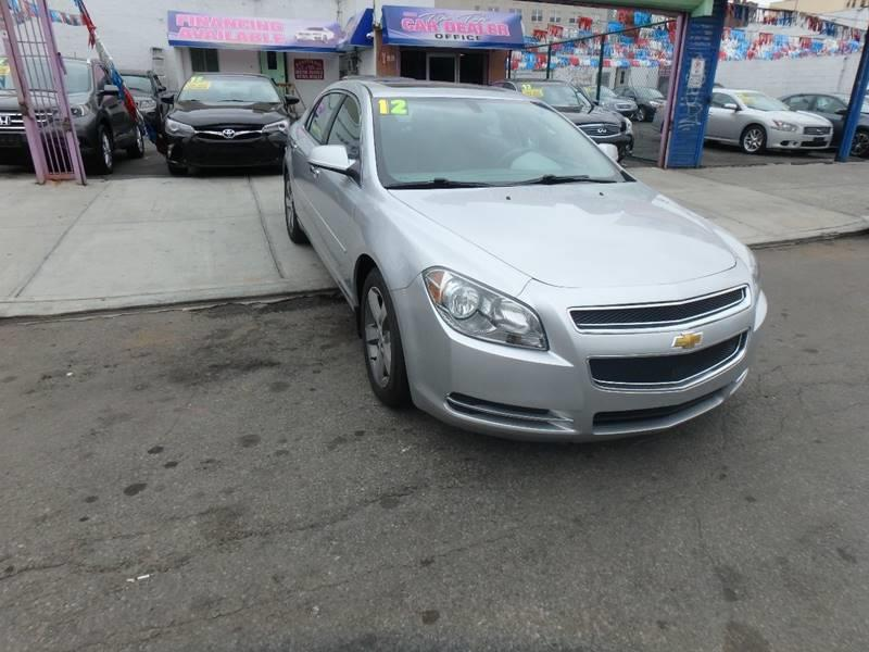 2012 Chevrolet Malibu For Sale At 4530 Tip Top Car Dealer Inc In Bronx NY